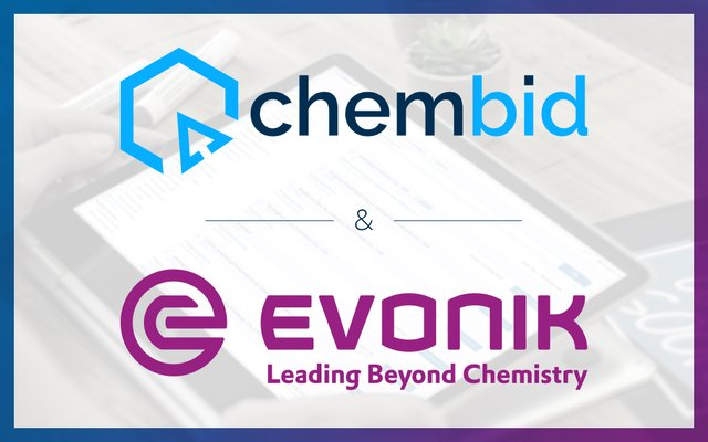 chembid welcomes Evonik as new investor