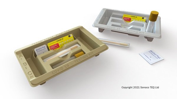 TEQ's COVID-19 testing kits boosted by enhanced presentation and protection