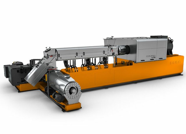 BUSS optimises COMPEO series for compounding plasticised PVC