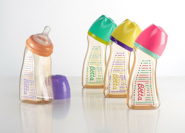 BASF's Ultrason P used to make high-performance baby bottles