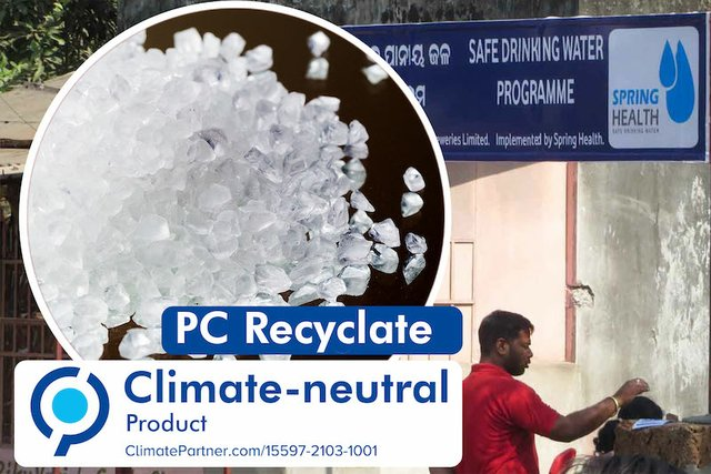 pekutherm rPC confirmed climate-neutral