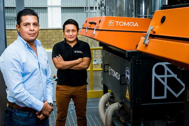TOMRA Recycling and Indorama Ventures collaborate to improve recycling in Mexico