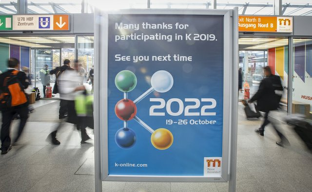 Plastics industry turns attention to K 2022