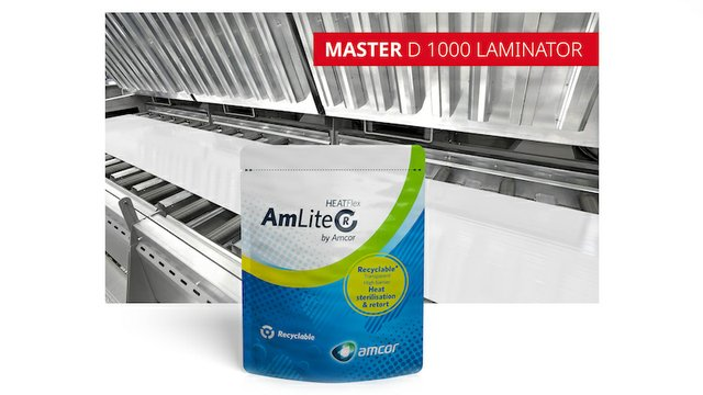 Amcor invests in BOBST lamination technology