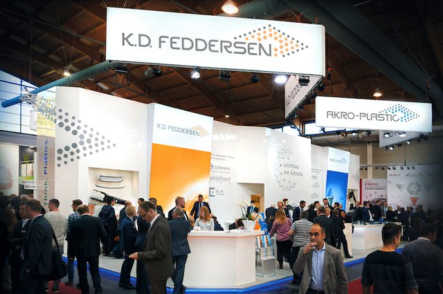Feddersen Group showcasing sustainability at FAKUMA