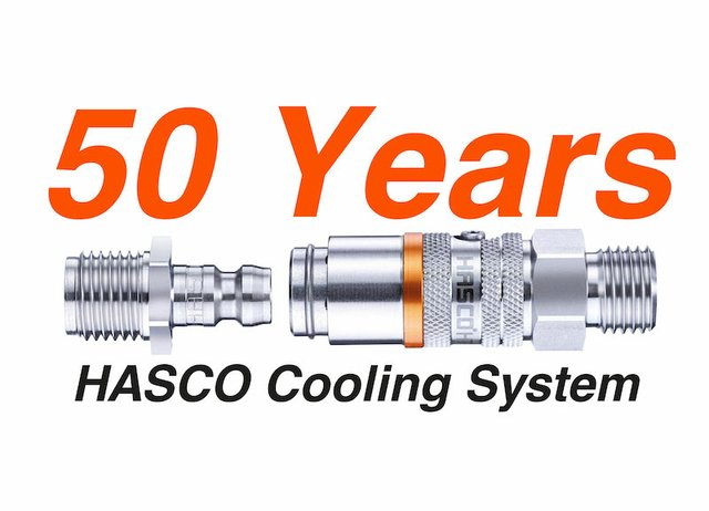 HASCO's cooling system celebrates its 50th birthday