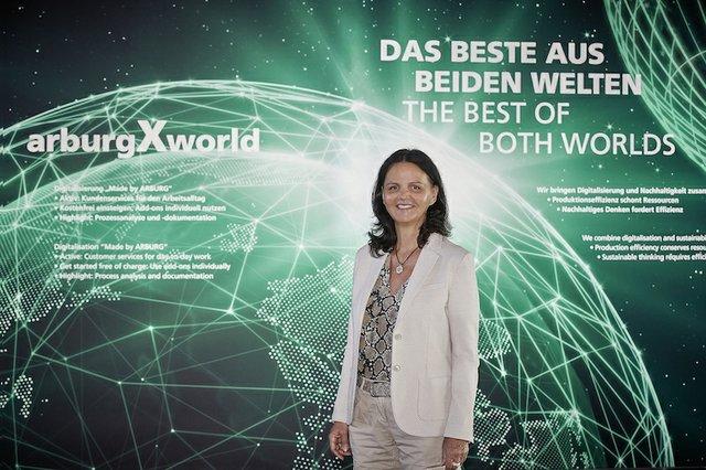 Arburg focusing on 'best of both worlds' at FAKUMA