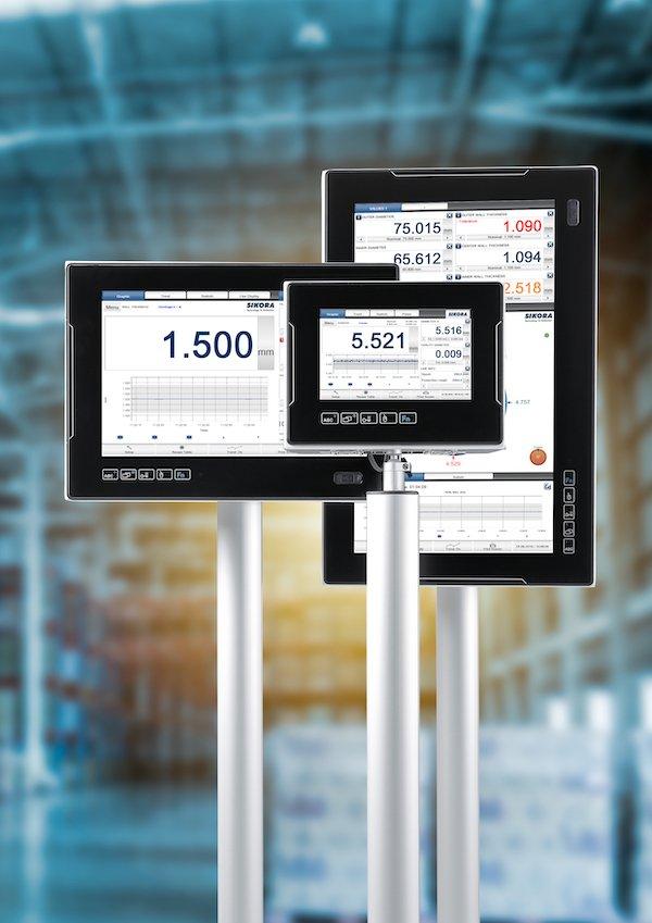 SIKORA makes full use of measuring technology