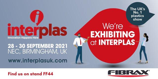 Fibrax at Interplas PR