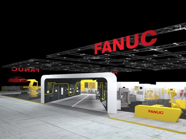FANUC to reveal new factory automation, robotics and machine tool solutions at EMO Milano 2021