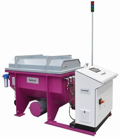 Schwing Technologies to showcase thermal vacuum cleaning technology at Equiplast