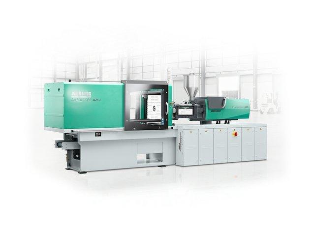 Arburg bringing turnkey solution for digitalised moulded part production to Moldplas
