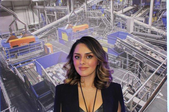 Stadler Mexico sorting plant operational