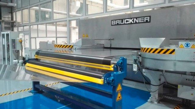 Brückner Maschinenbau places major order with Coperion