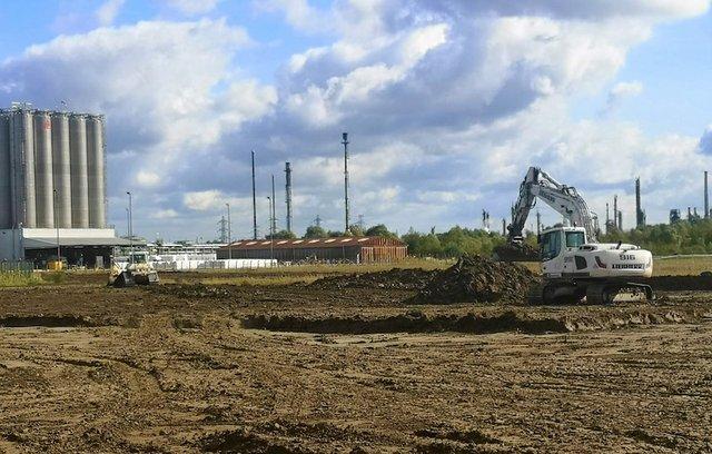 Plastic Energy commences advanced recycling plant construction