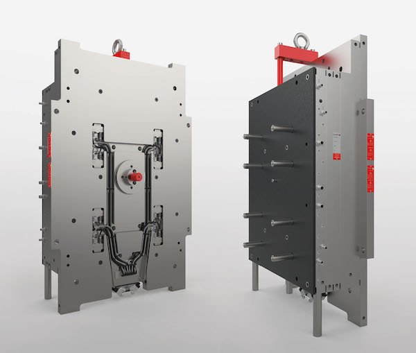 All-electric cold runner maximises LSR injection moulding flexibility and precision