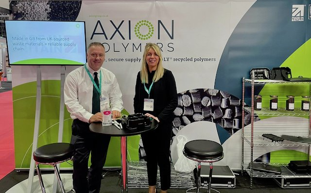 Axion Polymers: Demand for quality recycled polymer at record levels