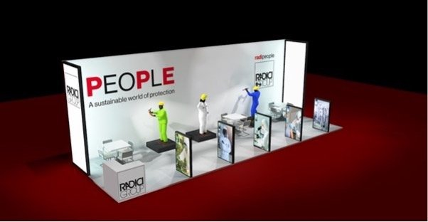 RadiciGroup adapts production line for sustainable PPE