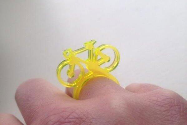 Perspex Ring