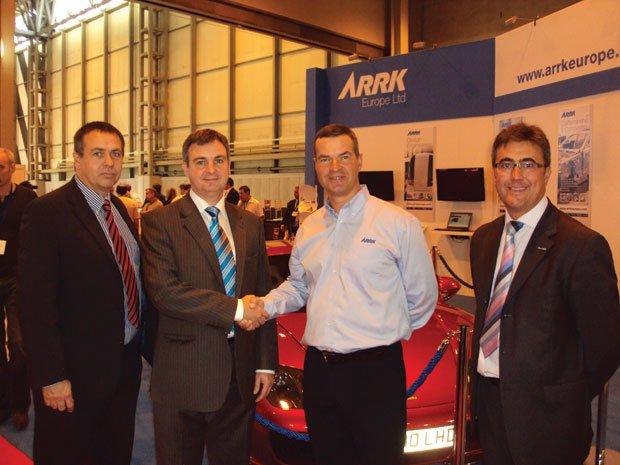 ARRK and KraussMaffei at Interplas 2011