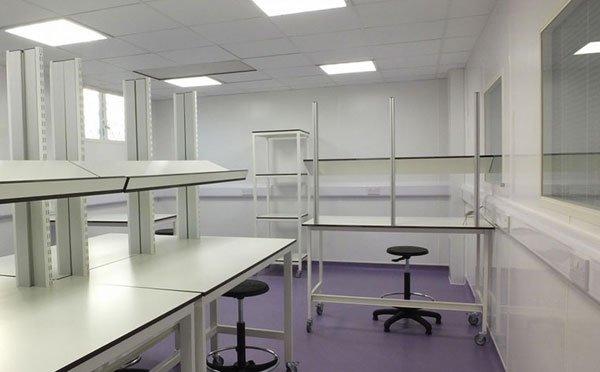 Andel Clean Room