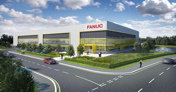 FANUC UK moves headquarters to Ansty Park