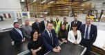 Perspex Distribution Leeds Opening - Leeds team including Branch Manager Jonathan Marsden.jpg