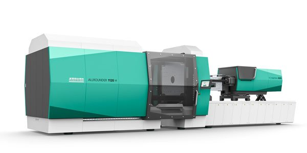 Arburg launches new hybrid injection moulding machine at K