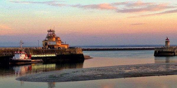 Ramsgate Harbour - Perfugium Miseris
