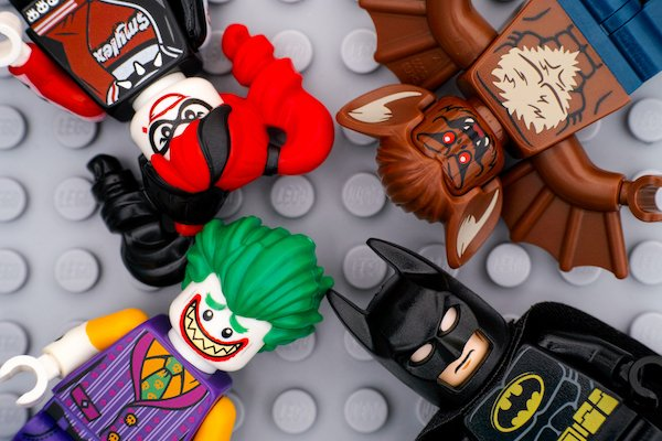 Everything is awesome as Lego builds best ever result