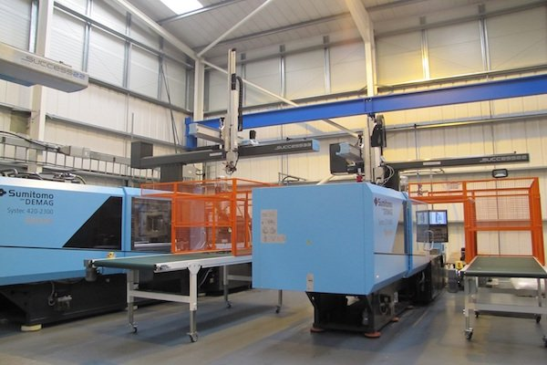 Sumitomo Demag at MGS Technical
