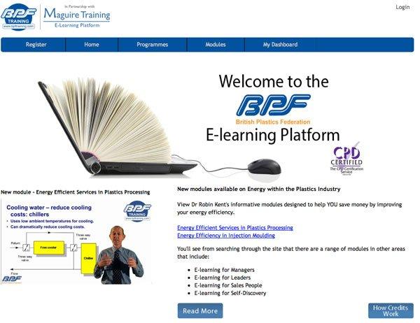 BPF launches new online training resource for plastics