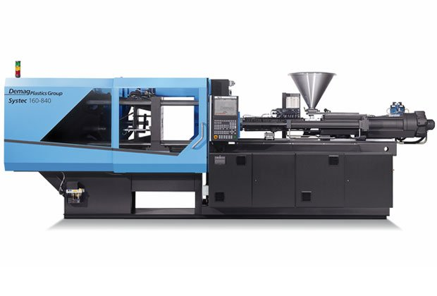 RMG Plascomp has purchased the new machine from Sumitomo Demag UK