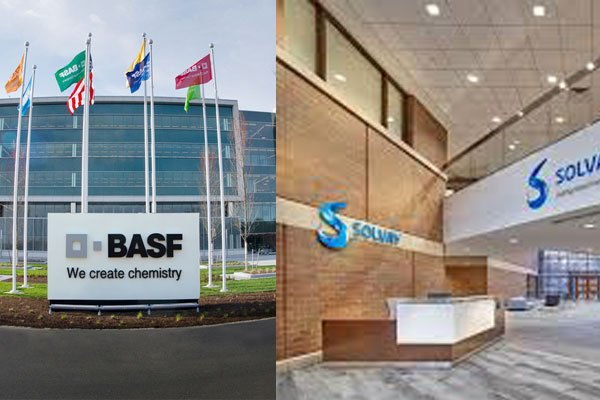 BASF to buy Solvay's polyamide business for 1.6 bln Euro