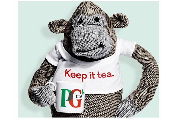 Unilever's PG Tips switches to plastic-free biodegradable tea bags