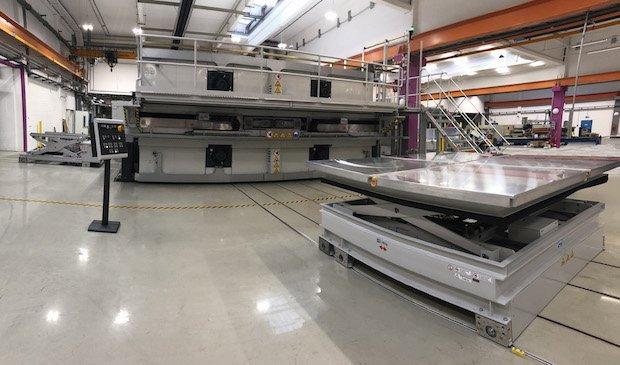 Evonik Opens New Plant For Pmma Aviation British