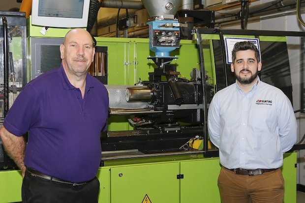 Polymer Training and Innovation Centre adds bunting drawer