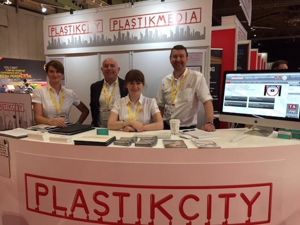 PlastikCity's exhibition team.JPG
