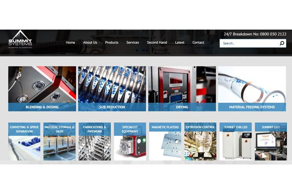 Summit Systems new site