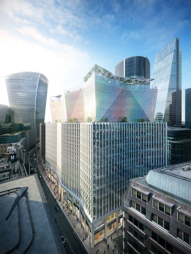 DBOX for CORE - 120 Fenchurch st - Hero