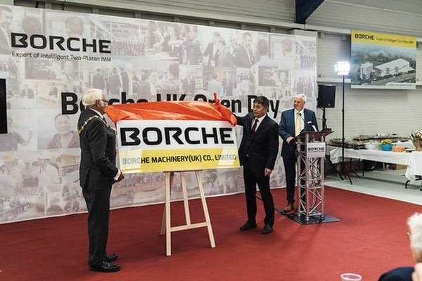Borche UK to formally open West Midlands facility