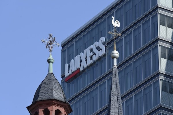LANXESS Tower 19.05.2013