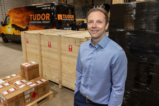 Adam Johnson, director of Tudor International Freight.jpg