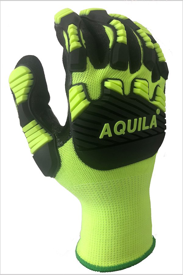 Aquila push forward development of impact protection gloves - more protection - more comfort