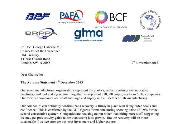 BPF Letter