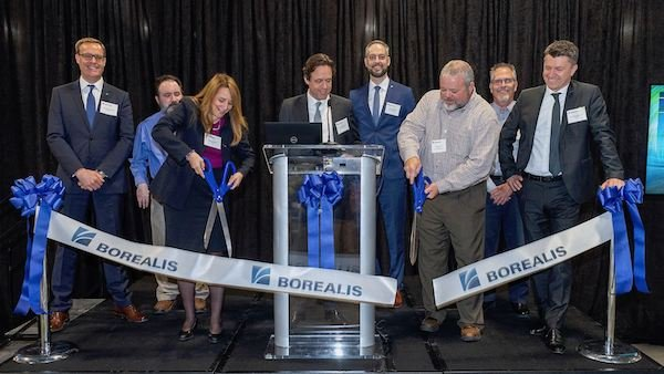 Borealis ribbon cutting at new Taylorsville facility_(c) Borealis.JPG