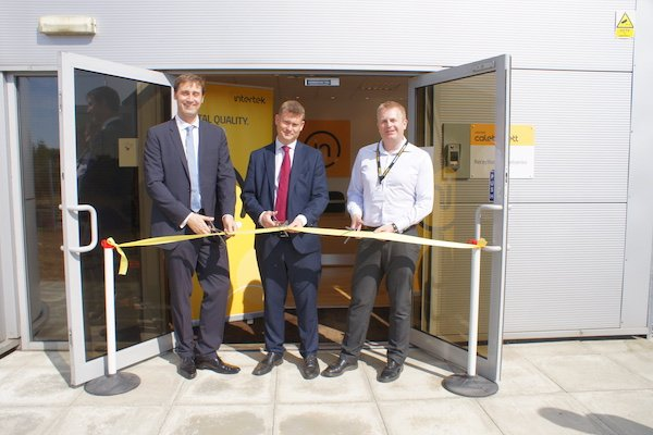 Justin Madders MP opening site 2018.jpg