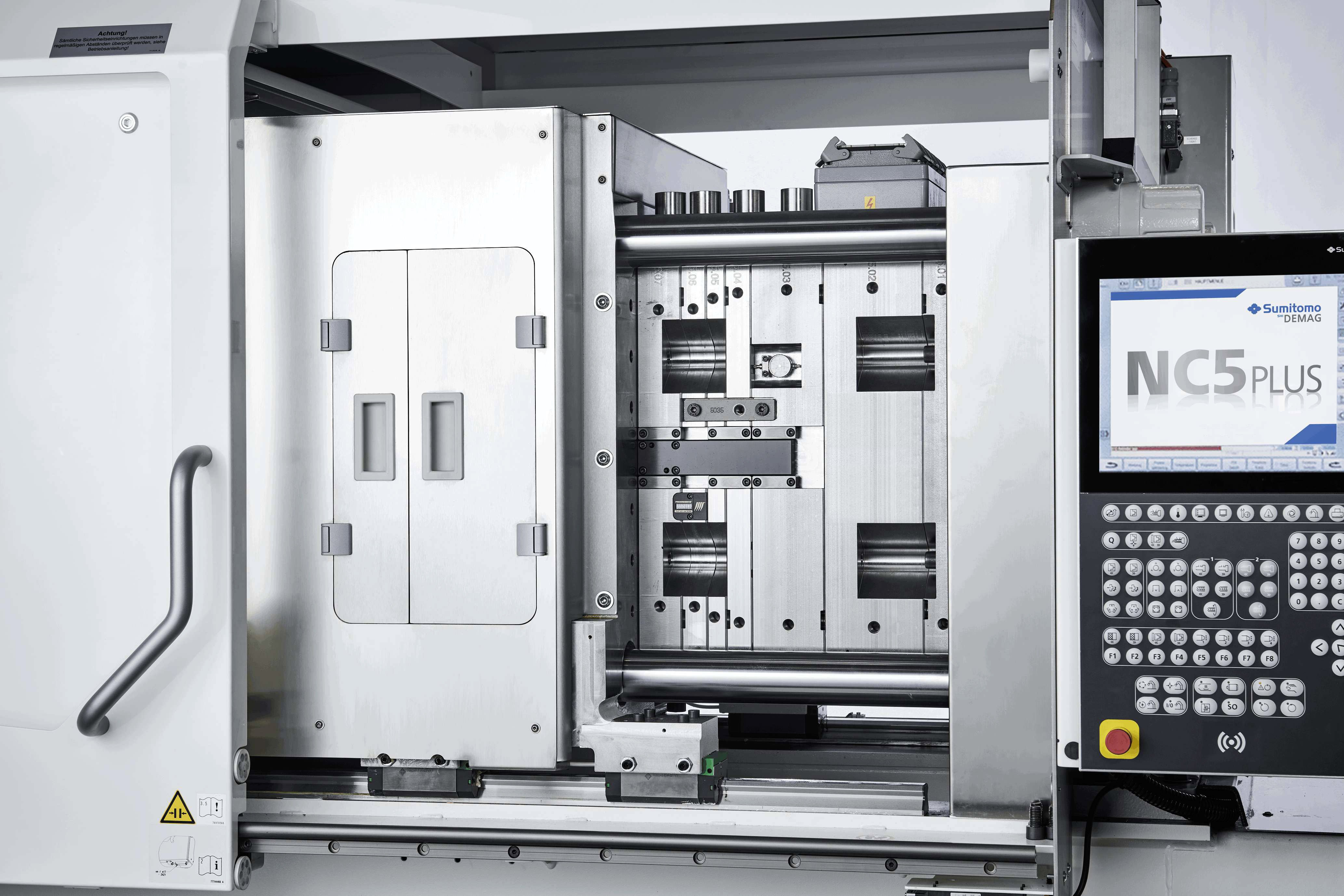 Sumitomo (SHI) Demag Plastics Machinery to reveal IntElect S medical