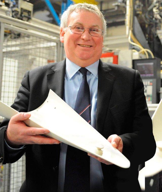 John Rainey, Denroy Group chairman