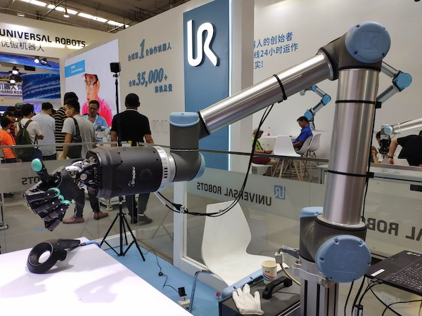 Universal Robots maintains top spot in ABI Research's